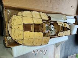 Vintage Dumas Thriftway Too Multi Boat Hydroplane Model Kit (half Way Built)