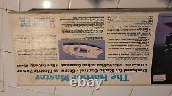 Vintage The Harbor Master Midwest Products Co. Kit # 962 Modèle Tout Bois 1986