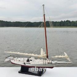 Voilier Skipjack, Modèle De Bateau De L'oyster De La Baie De Chesapeake, Éponge