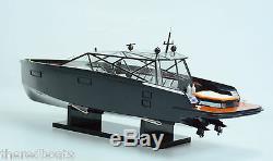 Wally Power Concept Design Yacht De Luxe 28 Modèle De Bateau En Bois Fait À La Main