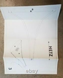 -nouveau- Billing Boat Krabbenkutter #457 Kit Modèle En Bois Danemark Coo Rare